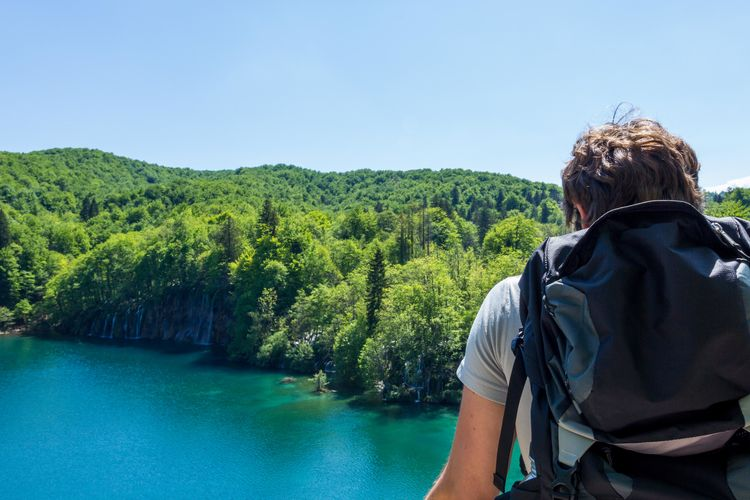 Croatia EyeEm Nature Lover Forest Getting Away From It All Hiking Lake Outdoors Plitvice National Park Tranquil Scene Travel Photography Traveling Tree Www.gonetosee.de