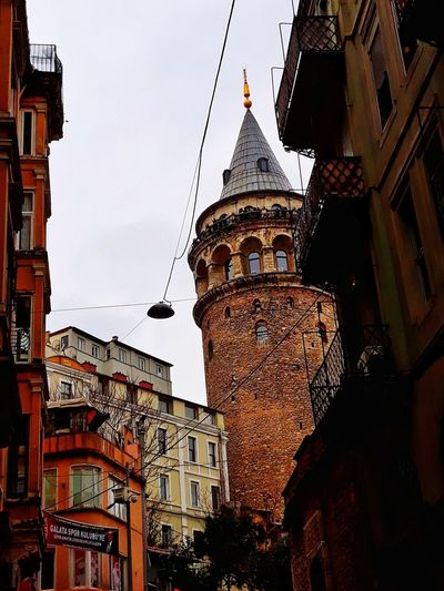 Galatakulesi Galata Tower Palace Historic History Historic Building Old Ruin Stupa Royalty Doges Palace Visiting Past Fort Stories From The City