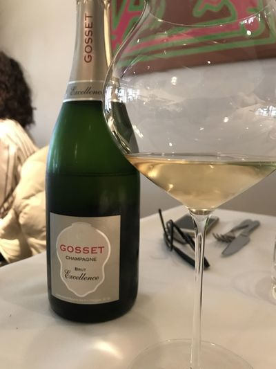 Champagne Champagne Glasses Glasses Alcohol Bicchieri Bollicine Bottle Drink Food And Drink Freshness Glass - Material Gosset No People Table Wineglass Zafferano