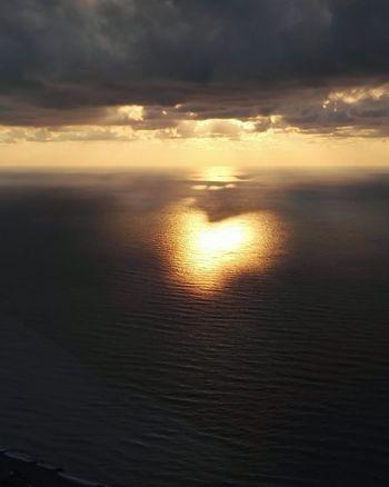 Sea Heart ❤ Siciliabeddanelcuore Spettacolodellanatura Sunset Spirituality