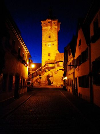 Cities At Night Learn & Shoot: After Dark Rothenburg Ob Der Tauber Rothenburg After Dark