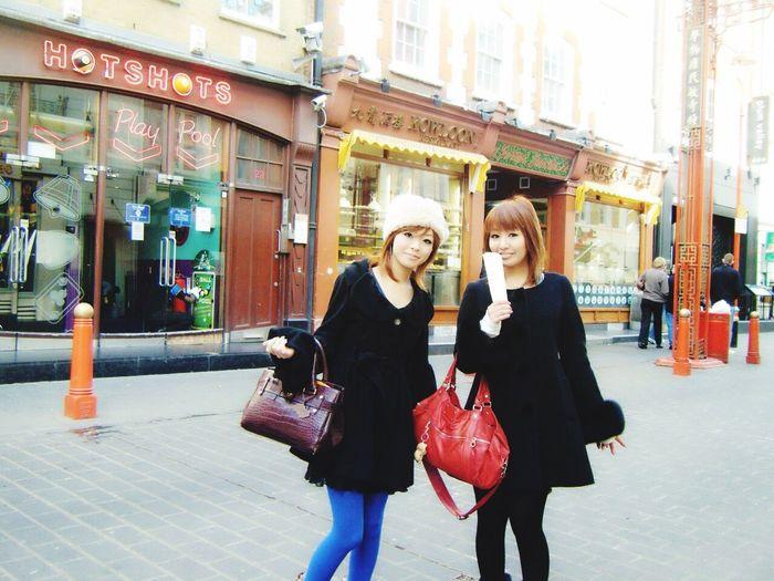 Bff London Traveling Memories Miki Aya
