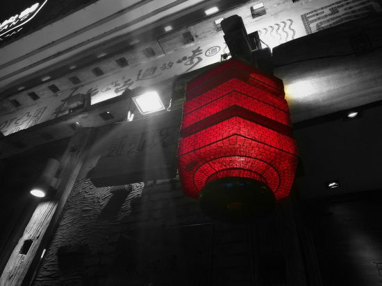 Colour Of Life Lantern Show Lanterns Red Red Color Red Lantern