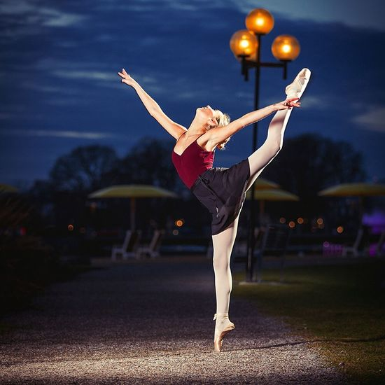 Walk in the park Ballerina Dance Dance Photography Eskilstuna Ballett