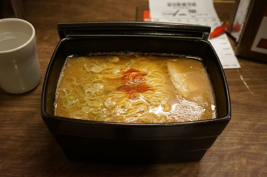 Tenjin Fukuoka Meal Delicious Ramen Japanese Food Noodles Food Food And Drink Indoors  Food Freshness Bowl Table No People Healthy Eating Ready-to-eat Close-up Day