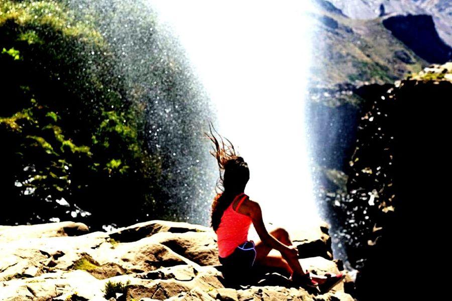 Cascada Cordillera