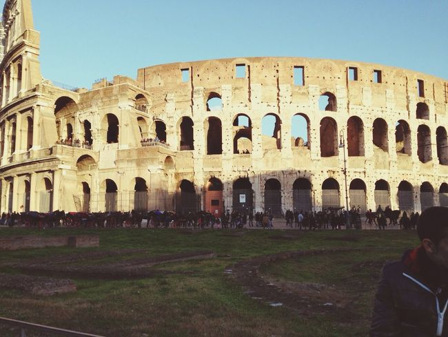 The Colosseum, Rome Rome Mycity Art