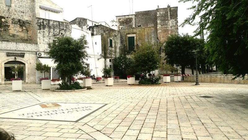 Photographer Urbanphotography My Town Beautiful Town Puglia Belvedere Old Buildings