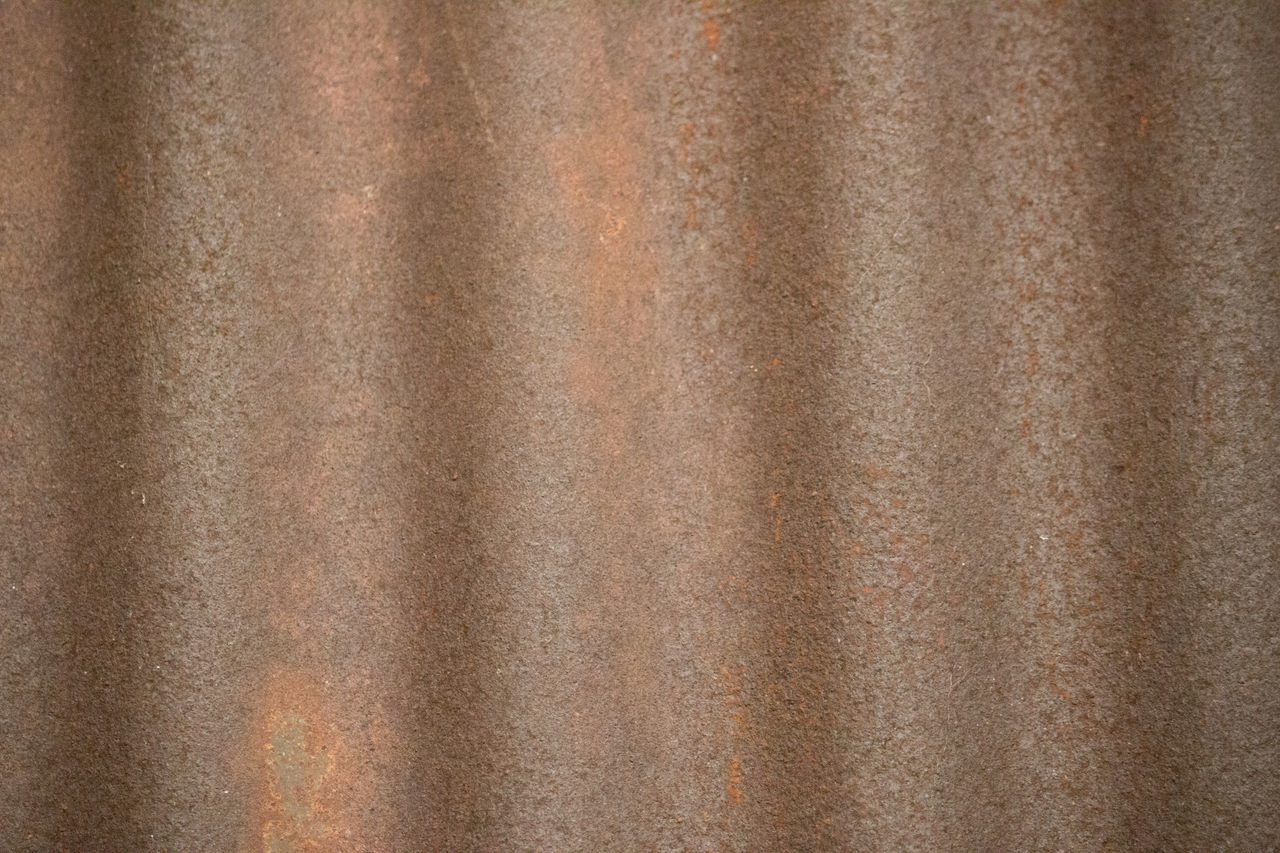 backgrounds, full frame, textured, close-up, pattern, no people, textile, abstract backgrounds, brown, abstract, metal, curtain, textured effect, indoors, material, industry, rough, corrugated, simplicity, architecture