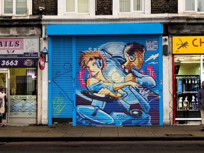 StreetArtEverywhere Graffiti England🇬🇧 UrbanART Urbanarts Creativity LONDON❤ Londra London Londres STRRET ART/GRAFFITI Graffiti & Streetart Streetart Spray Paint Streetartphotography
