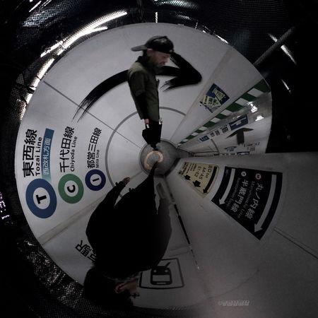 歩いても歩いても同じところに戻っちゃうんだよね💦 Subway Metro Station Transfer Streetphotography Livingplanet