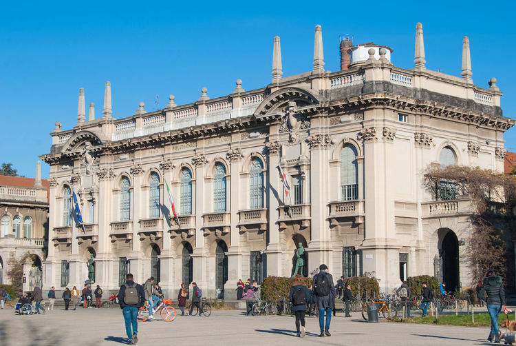 Europe Milan