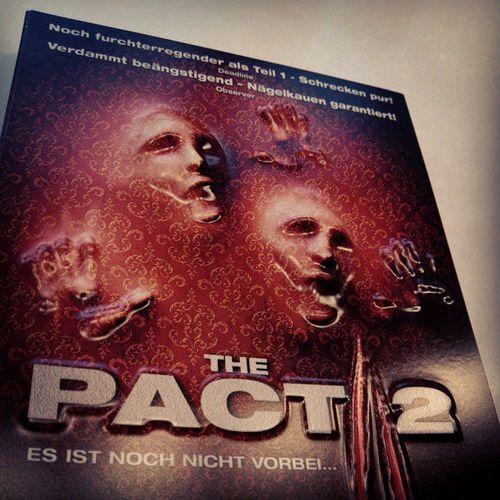 ThePact2 - mit Fühlschuber... Zoomlab DVD Reingeschaut
