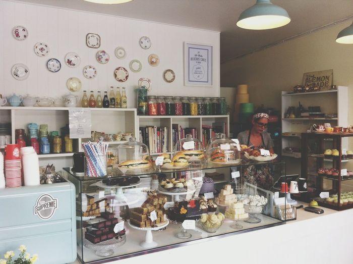 Bakery Cafe