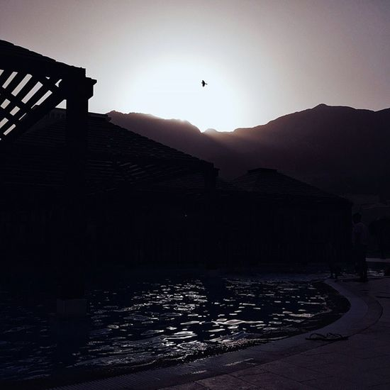 Chasing angels or fleeing demons, go to the mountains. ~Jeffrey Rasley Everydaymiddleeast Huntgramuae Igersdubai Ink361_middleeast Dibba Fujairah