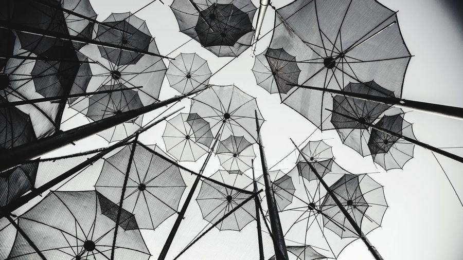 Photography Umbrellas Photos Picture Thessaloniki Exposure Umbrella Photooftheday Composition Art Ink Close-up Under