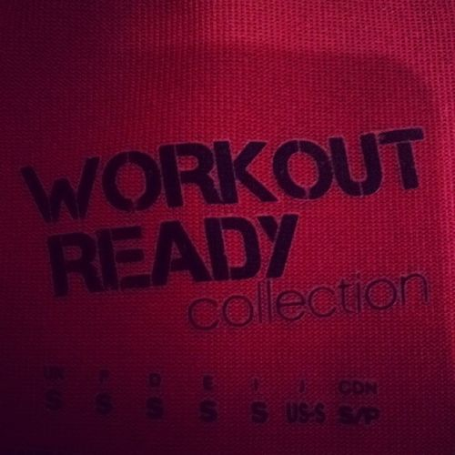 Workout Ready Reebok Playdry Training Traininday fitness fit nofilter workout excercise @blogfit nopainnogain painandgain diet cardio ready gettinfit
