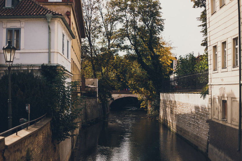 More: PART I: https://barbara-duchalska.blogspo PART II: https://barbara-duchalska.blogspo Prague Arch Arch Bridge Architecture Bridge Bridge - Man Made Structure Building Building Exterior Built Structure Canal Connection Day Nature No People Outdoors Plant Residential District Tree Water Waterfront