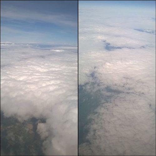 VOYAGE EN IRLANDE - 3 septembre - en vol par dessus les nuages! IRISH TRIP - September 3 - flying above the clouds! Flying Fly Instaflying Clouds Cloudporn Nuages Instanuages Nuvole Nubes Sky Skyporn Ciel Cielo Instacielo Instaciel Volare Volar Vuelo Vol Voler Volo Loves__europe