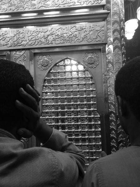 ElHussien Mosque - Old Cairo Egypt OldEgypt Cairo Oldcairo Mosque Islamic Islamiccairo Mosques Thisisegypt Khanelkhalili Elhussien Religion And Tradition Monochrome Blackandwhite