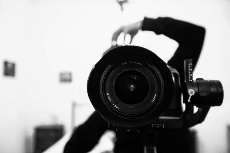 Camera head.