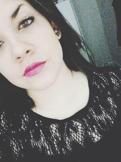 Yesterday's look Makeup Latina Self Hamburg ?