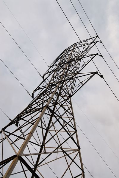 High voltage power line tower in Arizona. Power Line  Power Lines Power Cable High Voltage High Voltage Tower Tower Electricity  Electric Lines Electricity Tower Power Station Utility Pole Public Utilities Electrical Tower Electrical Grid Power Grid Wire Energy Utility