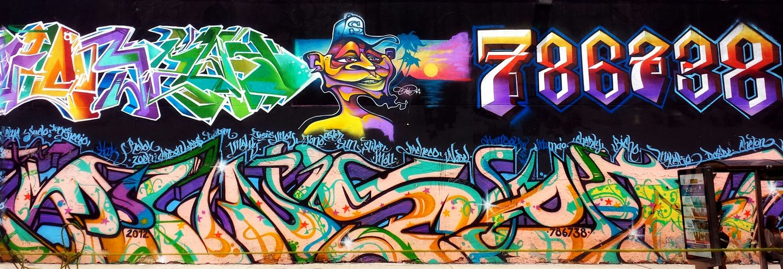 Urban Art Grafitti Photo By Agustín Orozco Díaz - 2014