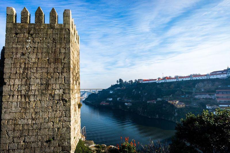 EyeEm Porto Douro  River Water Reflections Castle Bridges