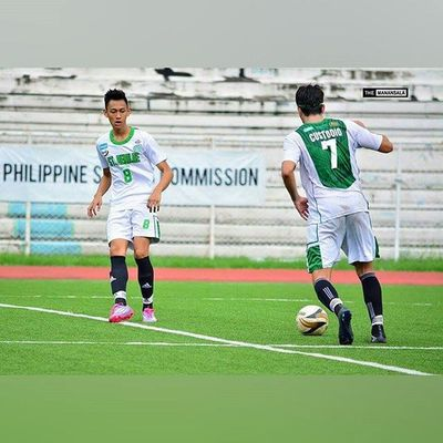 Happy birthday to LSGH Juniors Football Team's Jose Macapagal (@joseromuloo) and Mathew Custodio (@mathewcustodio)!! 🎂 ⚽ 🎆 [🏆NCAA Season 90 Champions] . . . NCAA Ncaafootball Sbspotlight Soccerbible lsgh juniors football cr7 themanansala