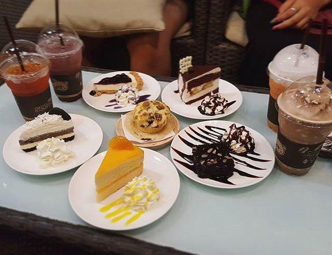วันแห่งความรัก ฉันมีให้เธอทุกวัน ~ Tiffydailyfood Cheesecake Muffin Brownie Hvd ❤❤❤❤❤❤❤❤
