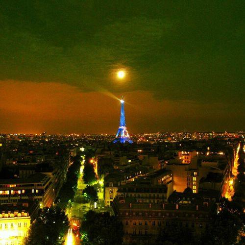 Paris, je t'aime au printemps Iloveparisinthespringtime