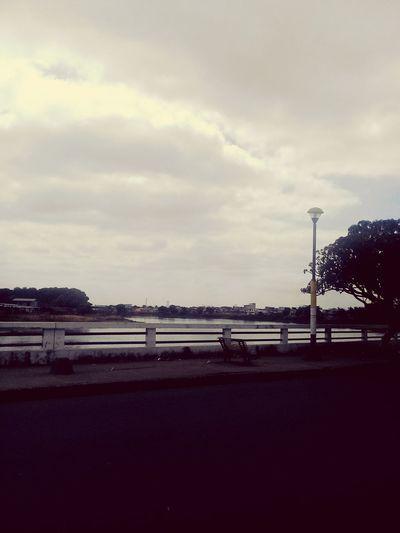 A cloudy