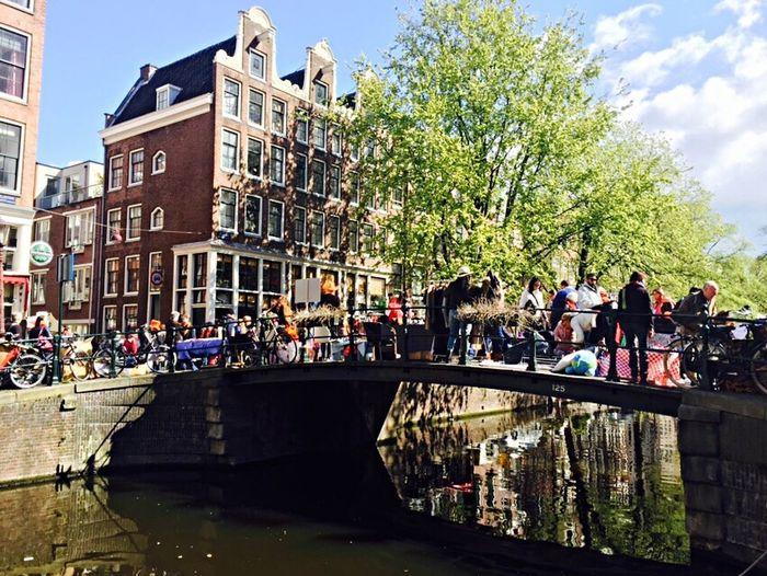 Kingsday Your Amsterdam Egelantiersgracht