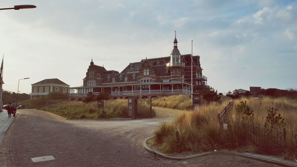 Hotel near the beach Domburg, Nederland Domburg  Hotel Building Vacation