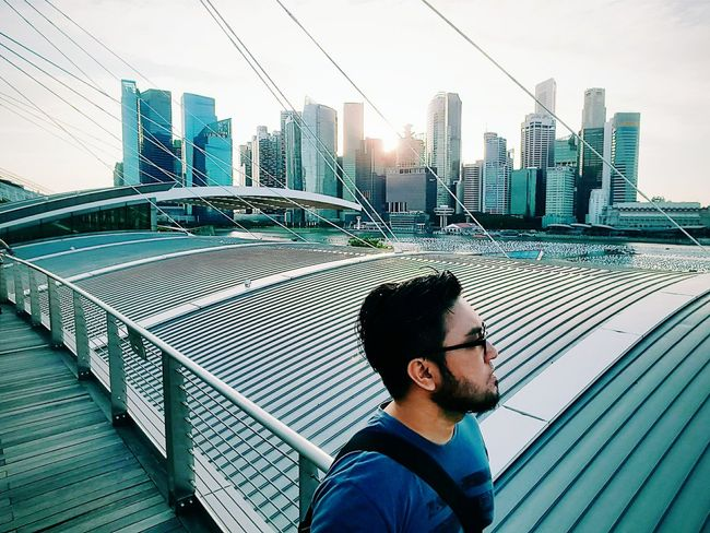 The Street Photographer - 2015 EyeEm Awards Samsung Note 5 EyeEm Best Shots Marina Bay Sands Singapore Note5 Note5photography Skyline EyeEm Best Edits Eyeem Singapore