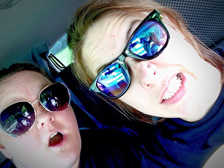 Soaking Up The Sun Escaping That's Me Taking Photos Shades On Stunna Shades!¡! Hanging Out Taking Selfies Iowa