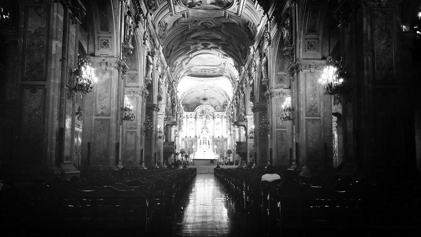 Catedral De Santiago Samsung Nx300 Black & White