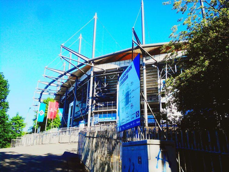 Hamburg Volksparkstadion ❤⚽️