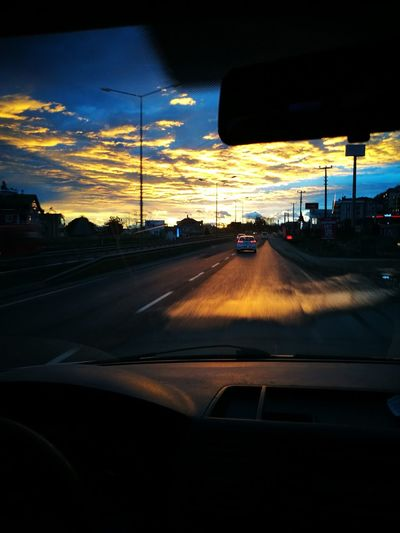Gün Sunset first eyeem photo