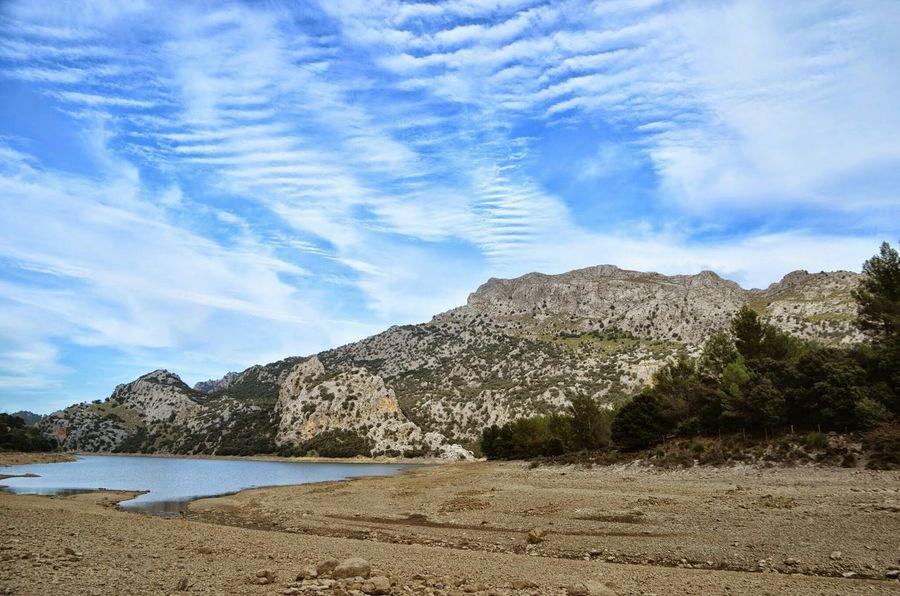 Mallorca, SPAIN Illes Balears Gorg Blau