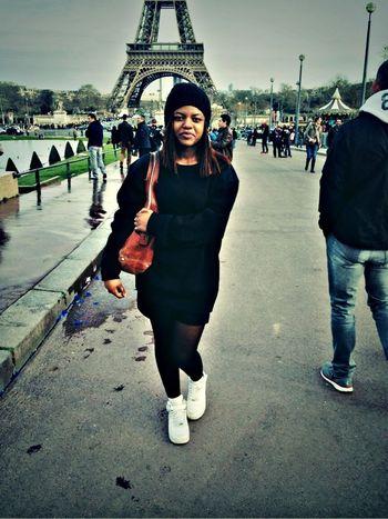 City of love. Paris