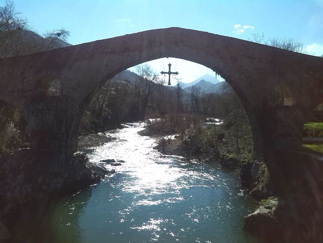 Cangas De Onís Connected With Nature Water Relaxing