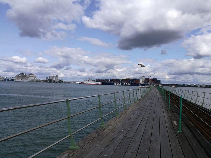 Pier Waterfront