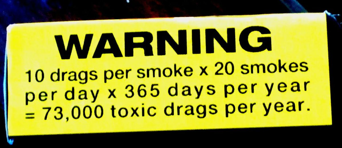 Signs WesternScript Toxic Cigarette  Sign SIGN. Notices Tobacco Check This Out Statistics  Quitting Will Improve Your Health Alphabetical & Numerical Warning Smoking Cancer Lung Cancer Coffin Nails Cigaretteskill Cigarettes Kill Lung Cancer Awareness Smoking Kills Quit Smoking! Hazardous To Your Health Quit Smoking  Tobacco Kills Cancer Sticks Carcinogenic Cancer Awareness Warning Sign Signs_collection