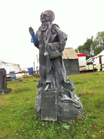 Larp Drachenfest From the graveyard