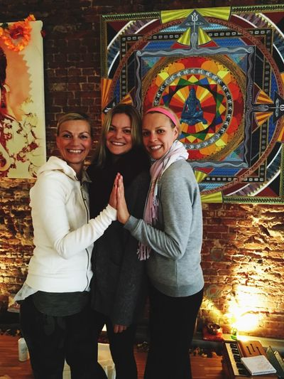 Thanks for this beautiful weekend 🙏🏼 Workshop Yoga Yin Yoga Hamburg Caroviertel Schanze Blessed