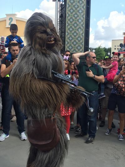 The Week On EyeEm Chewie Starwars Chubaka Leisure Moviestar Disneyland Paris