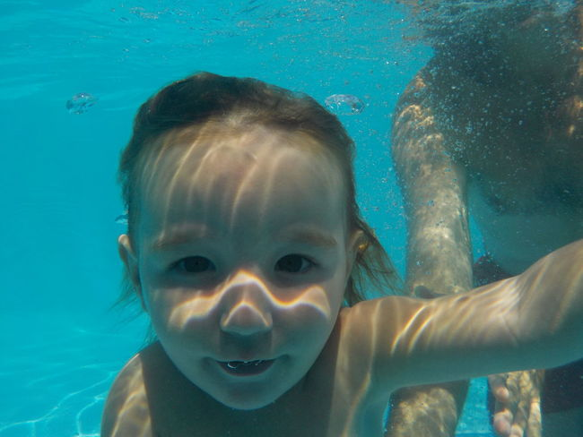Blue Close-up Exploration Front View Green Color Headshot Innocence Leisure Activity Lifestyles Looking Looking At Camera Person Portrait Shirtless Swimming Turquoise Colored Underwater Water The Portraitist - 2017 EyeEm Awards