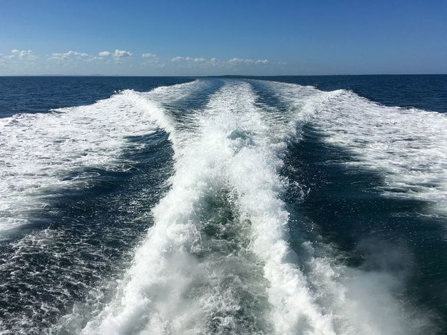 Cuba Cuba 2015 On The Boat Ocean Ocean View Water Water_collection Taking Photos Boat Trip